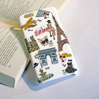 iPhone6 ​​Plus / Phone Case / Hard Case / Paris / Gift