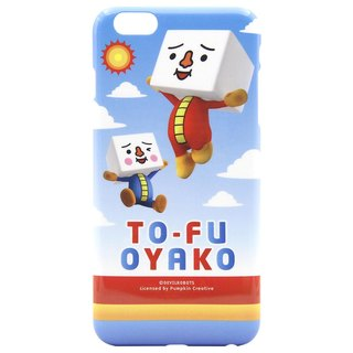Sigema X tofu human TO-FU OYAKO Case for iPhone 6 Plus / Beng Bengtiao tofu Phone Case