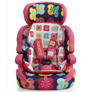 Cosatto Zoomi Highback Booster Car Seat with Harness – Poppidelic
