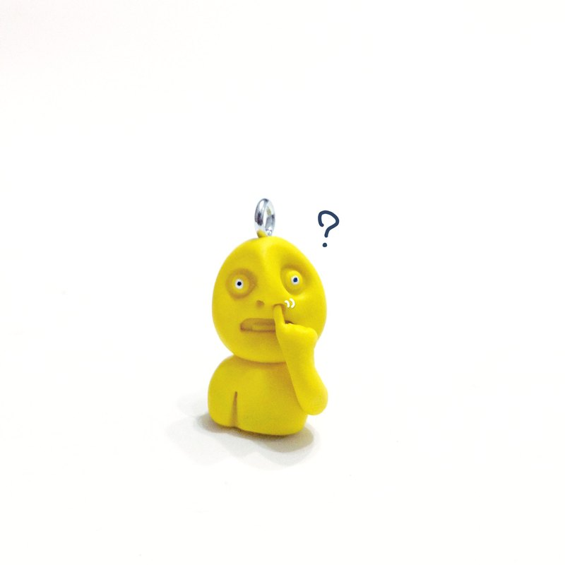 Fuss was Shockedmonster have hands Little Monster Pendant (stitch booger)