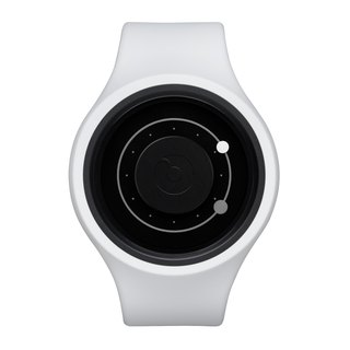Track + Universe watches ORBIT PLUS + (Snow White / Snow)