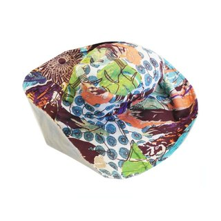 ATIPA Boho Chic Reversible Short Brim Sun Hat