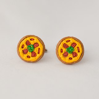 Pizza Cufflinks PIZZA CUFFLINK