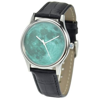 Moon Watch (Aquamarine) - Free shipping worldwide