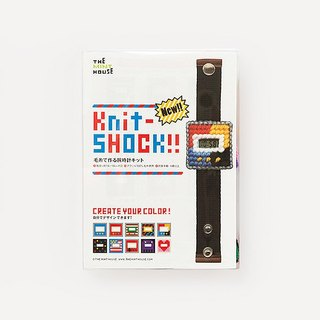 Knit-SHOCK !! (DIY Kit) · Red