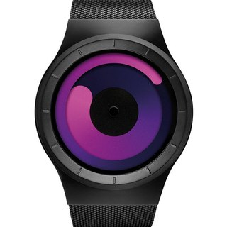 Cosmic gravity watches MERCURY (black / purple, Black / Purple)