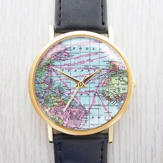 Daxi Feiyang Map - Women's Watch / Men's Watch / Neutral Table / Accessories [Special U Design]