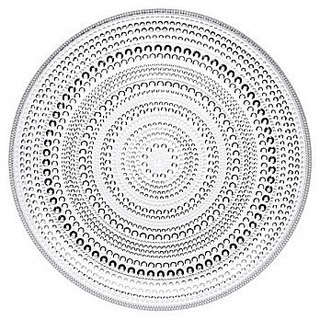Northern Europe and Finland iittala Kastehelmi pearl disc 170mm