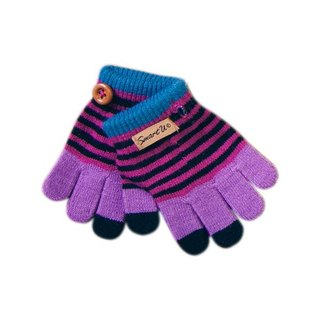 Touch gloves - parent-child models