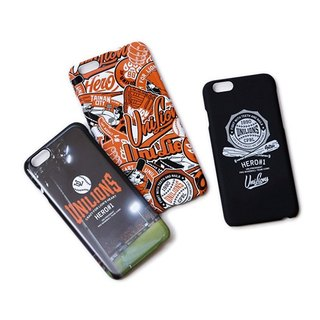 Uni-Lions X Filter017 opener series iphone 6 / 6+ phone protective shell Opening Day Series iphone 6 / 6+ Case