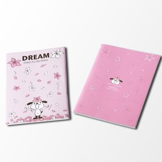 [NTU Publishing Center NTU PRESS] daily practice notebook series Dream x azalea (15x20cm)