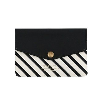 [Japanese] Svelte LABCLIP Series Card case card storage folder / black