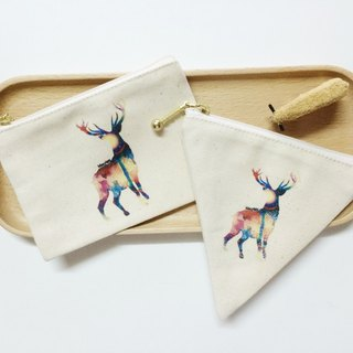MaryWil Coin Bag-Stag