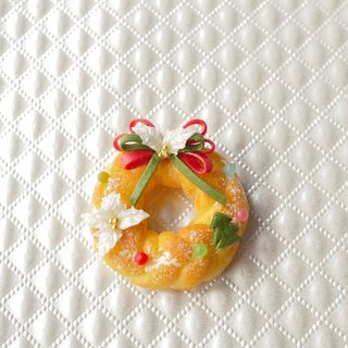 Sweet Dream ☆ ☆ Christmas wreath Christmas bread / bag ornaments / gift exchange