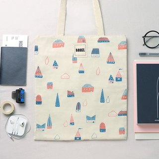 [Japan Tokyo Limited] cute little house Tote