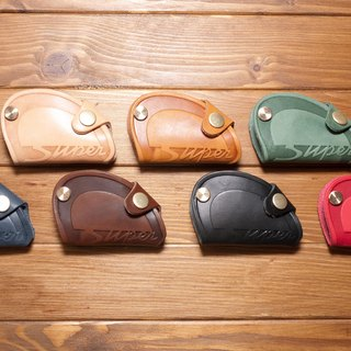 Dreamstation leather Pao Institute, VESPA GTS300 key holster, a key holster