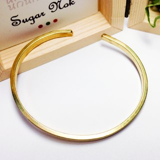 :: Original:: Brass Bracelet (3MM)