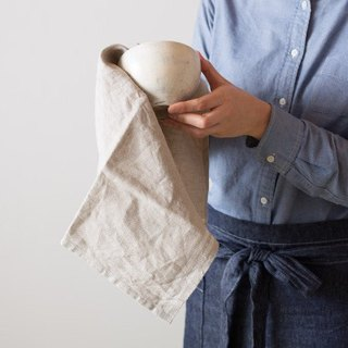 Pint! Linen kitchen towel