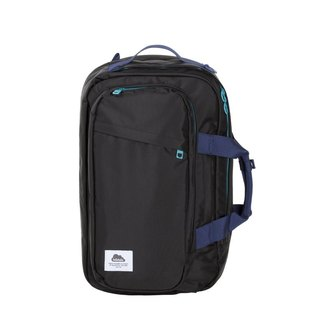 Hellolulu JARRELL-Multifunctional nylon dual 15-inch backpack - black