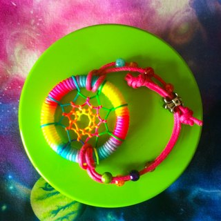 Colorful Dream Dreamcatcher ✝ ✝ bracelet