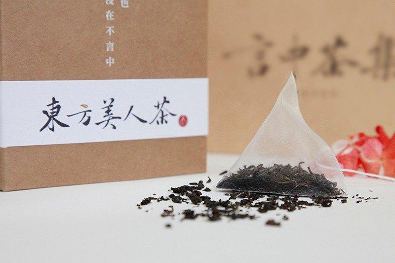 言中茶集~東方美人茶、樸實無華、自然農法、健康簡單