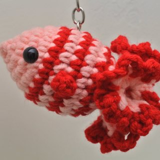 [Knitting] annual surplus (fish) Series - ambitious exhibition