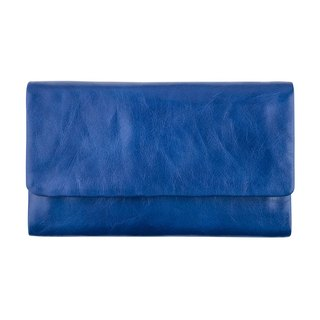 AUDREY Long Clip _Royal Blue / Royal Blue