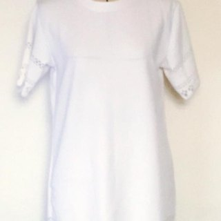 ~ Re: i fashion studio ~ white baskets empty dress / Long T