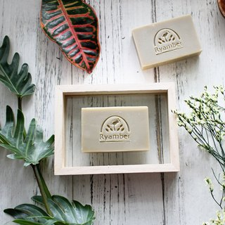 [Lei Anba handmade soap] wormwood safe soap. Natural handmade soap │ recommended │ forest bath oil fragrance