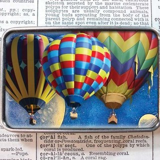 Hot Air Balloon - Belt Head / Belt Optional / Limited Edition / Birthday Gift [Special U Design]