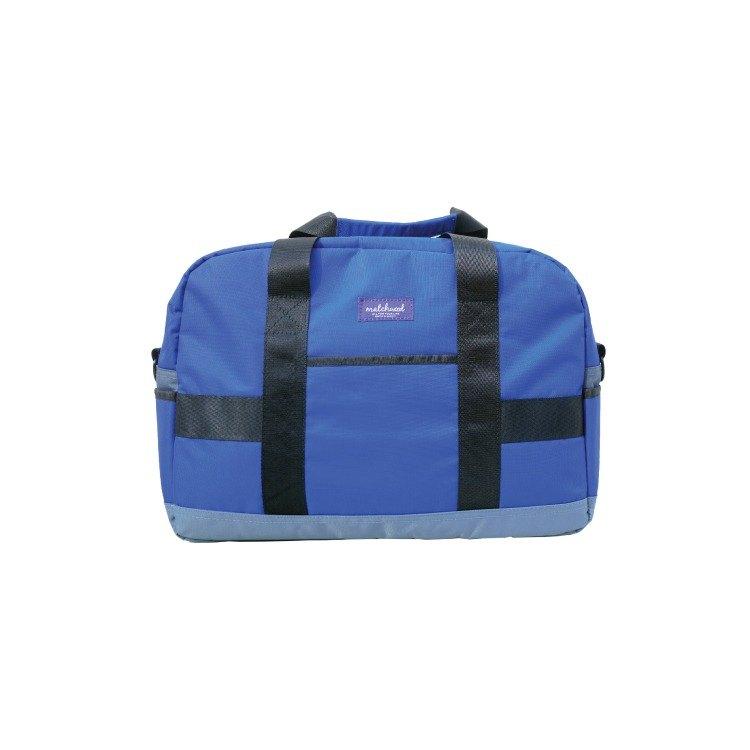 火柴木設計 Matchwood Master 托特包 側背包 斜背包 防水電腦夾層包 筆電包 藍色款