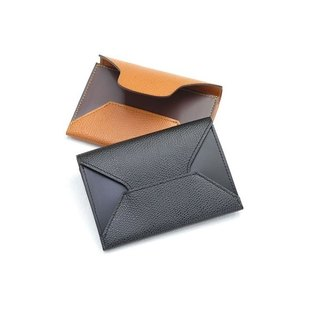 革職人 LEATHER FACTORY【BEAM Business Card Case】Made in Japan