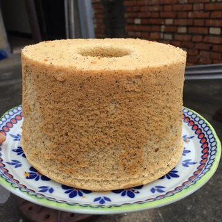 Earl Grey chiffon cake 6 inches