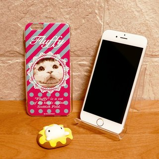 iPhone6 ​​case (Fluffy)