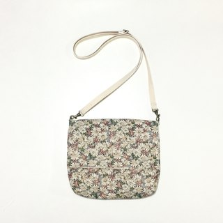 MINIxROSE small daisies thick toast toast bag / Crossbody bag / shoulder bag / Free printing name Paper superscript