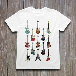 GUITARS # 2 T-shirt