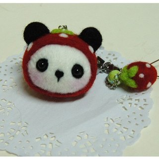 Sheep Le X sheep blankets than the strawberries panda phone pendant headphone plug