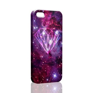 Rock Diamond (flashing purple) Custom Samsung S5 S6 S7 note4 note5 iPhone 5 5s 6 6s 6 plus 7 7 plus ASUS HTC m9 Sony LG g4 g5 v10 phone shell mobile phone sets phone shell phonecase