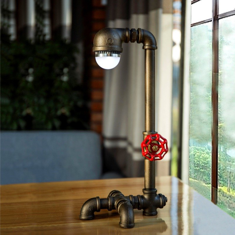 Loft Style 3w Led Lamp Mr Bathroom Steampunk Industrial Style