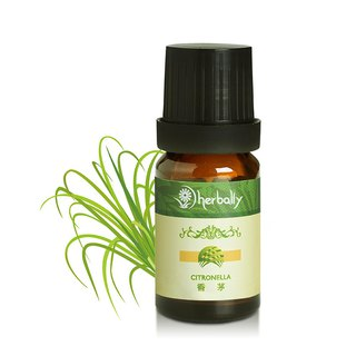 [Herbal True Feelings] Lemongrass (single essential oil 10ml/30ml/100ml)