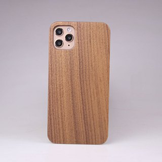 naturaism natural wood walnut shell case iPhone 8/8 plus 7/7 plus 6 6S / iPhone 7 6 6S Plus / 5S 5