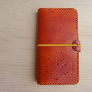 [ISSIS] handmade Charlie Brown clamshell phone Case for Iphone 5
