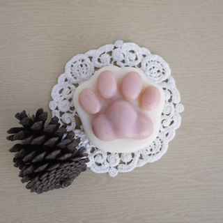 Shea Butter Cat Paw Soap (For Body) – Pinewood