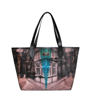 COPLAY tote bag III-Vintage road