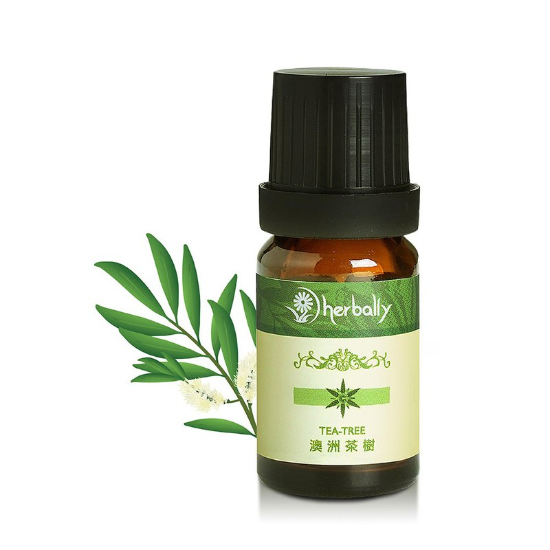 [Herbal True Feelings] Australian Tea Tree (Universal Essential Oil 10ml/30ml/100ml)