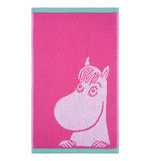 Finlayson Moomin towels girlfriend Lulu m / towel (pink) Valentine's Day gift