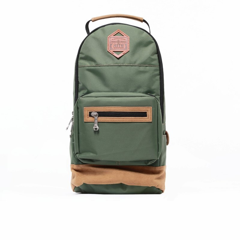 RITE summer Juxian | warhead bag - army green nylon |