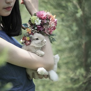 花手環 Wedding Corsage