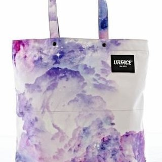 [URFACE] URFACE Original Series / TUALEKNUTCHA smoke Shopping Bag
