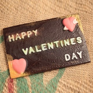 【Love ㄟ limit when approved】 can eat chocolate card